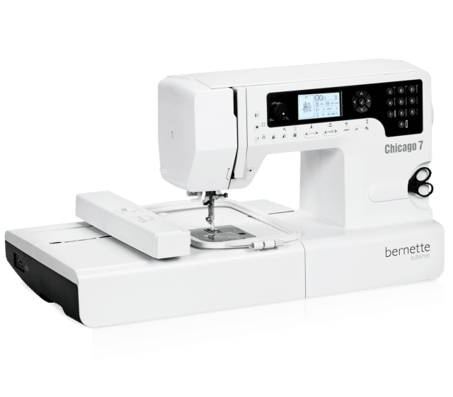 bernina Chicago 7 maquina de coser y bordar
