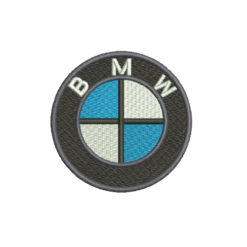 BMW Machine Embroidery Design