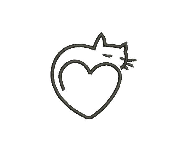 Corazón de Gato