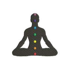 Chakras Machine Embroidery Design