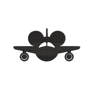 Airplane Mickey Mouse