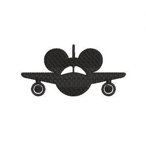 Avión de Mickey Mouse