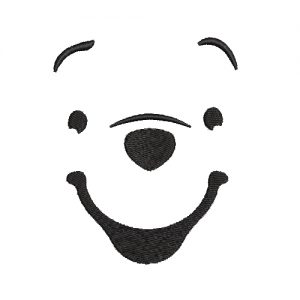 Cara de Winnie Pooh